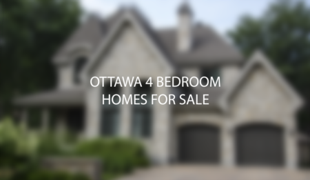 Ottawa Homes For Sale With 4 Bedrooms