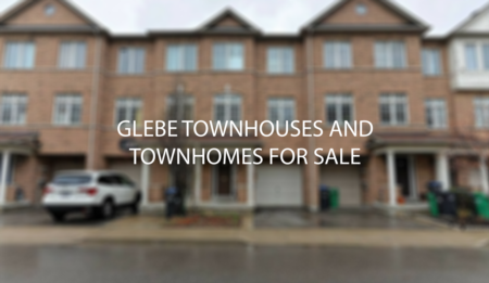 Glebe Townhouses and Townhomes For Sale