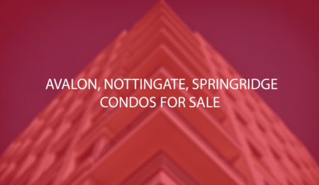 Bilberry Creek and Queenswood Heights Condos and Apartments For Sale