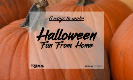 6 Ways to Make Halloween Fun From Home
