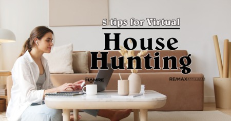 5 Tips for Virtual House Hunting