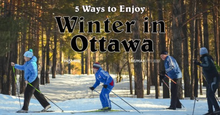 5 Ways to Enjoy Winter in Ottawa