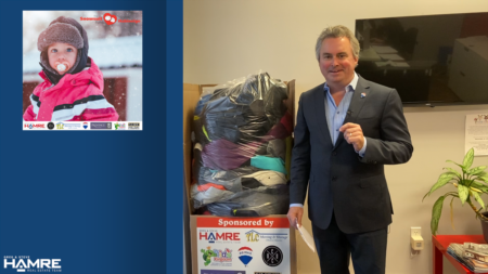 Thank You Ottawa - Snowsuit Fund