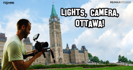 Lights, Camera, Ottawa