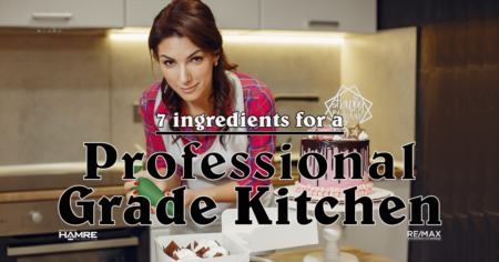 7 Ingredients for a Professional-Grade Kitchen