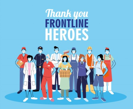 Love Your Frontline Worker Event