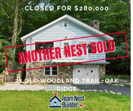 One More Nest Sold!