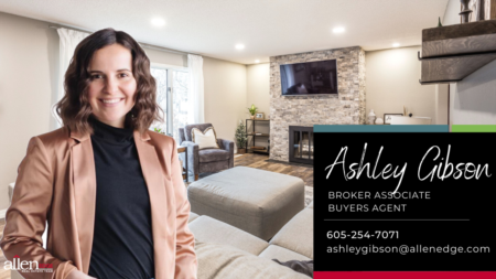 Meet Our Newest Agent, Ashley Gibson!