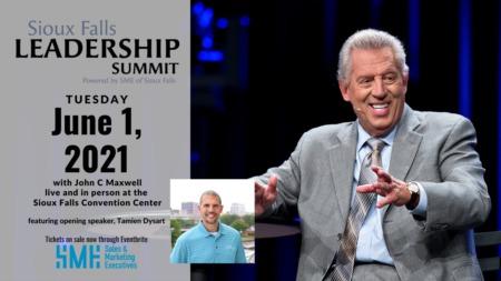 SME Leadership Summit with John C. Maxwell