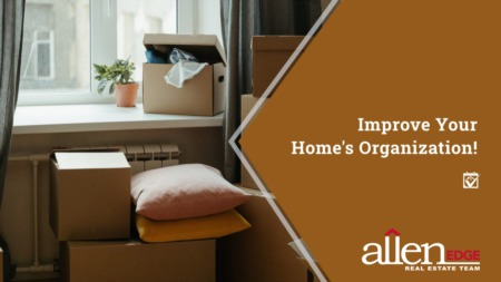 Improve Your Home's Organization