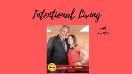 Have goals you want to accomplish? Start by being intentional