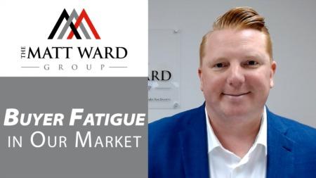 Are You Experiencing Buyer Fatigue?
