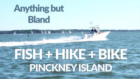 Anything but Bland- Pinckney Island