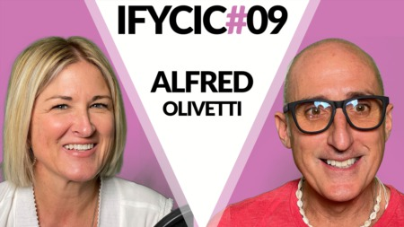 If You Can I Can #009- Alfred Olivetti