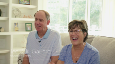 Real Client Stories- Ted and Jill