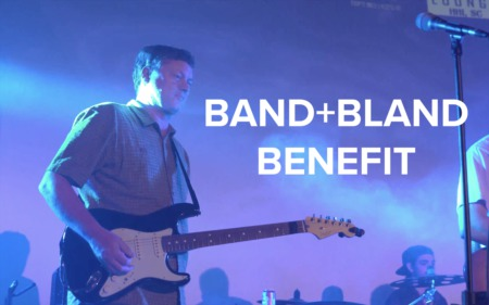 Anything but Bland- Benefit Concert at Coligny Theatre