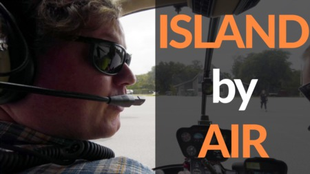 Anything but Bland- Hilton Head Helicopter Tours