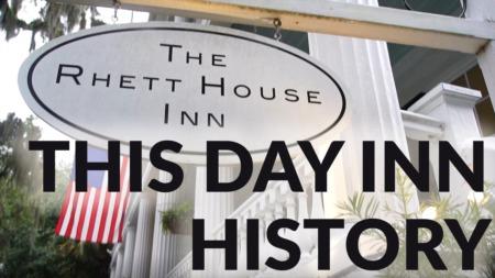 Anything but Bland- Rhett House Inn