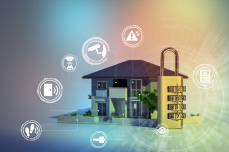 4 Types of Home Security Systems