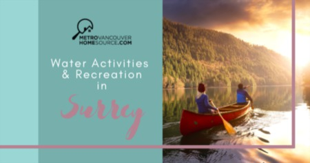 Best Water Activities in Surrey