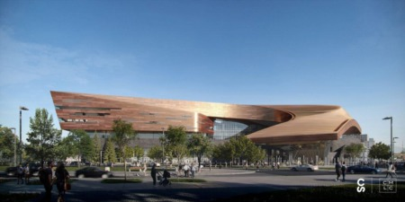 Renderings Revealed For Calgary's BMO Centre Expansion