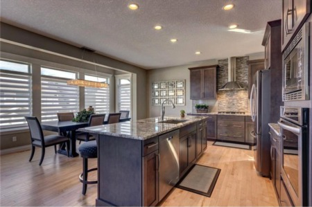 Affordable 5-Bedroom Bungalow in Calgary Has It All