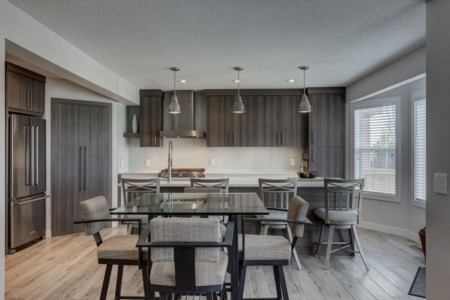 An Entertainer's Dream at 157 Chaparral on Calgary's South Side