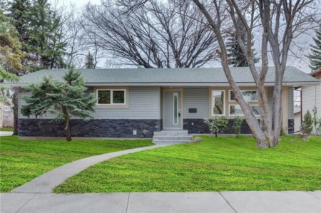 This Cozy Calgary Bungalow May Be Better Than New Construction