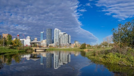 Housing Inventory in Calgary Up Across All 8 Districts