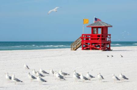 Guide to Sarasota's Beaches