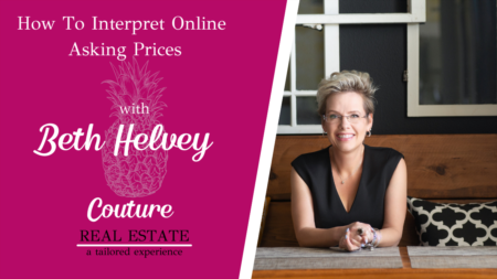 How To Interpret Online Asking Prices