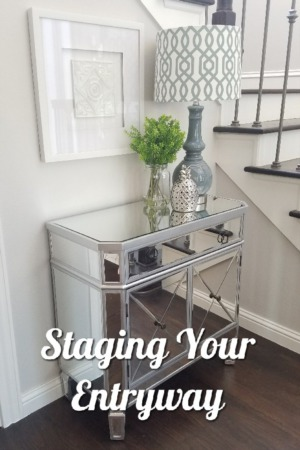 Staging for Impact - The Entryway
