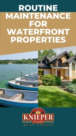 Routine Maintenance for Waterfront Properties