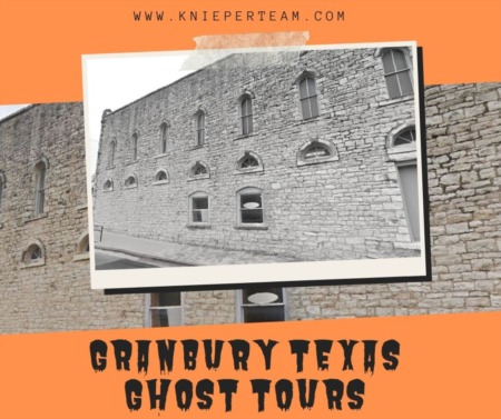 Weekend Adventure: Granbury Texas Ghost Tours