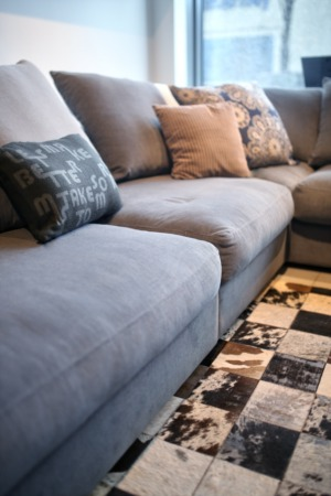 Cozy Up to Clean Upholstery for the Holidays
