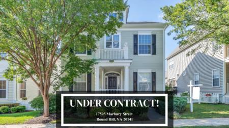 17593 Marbury Street Round Hill, VA 20141