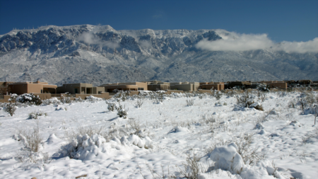 Will Albuquerque Get Snow this Year?