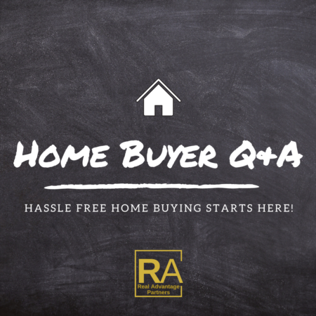 Homebuyer Q&A!