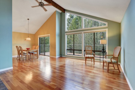 How to Clean Hard Wood Floors Without Ruining the Finish