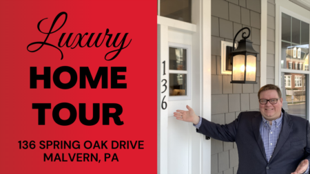 Peyton Model Luxury Home Model Tour In Spring Oak - Malvern, PA
