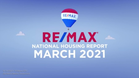 National Housing Report for March 2021