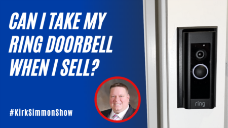 Can I Take My Ring Doorbell When I Sell?
