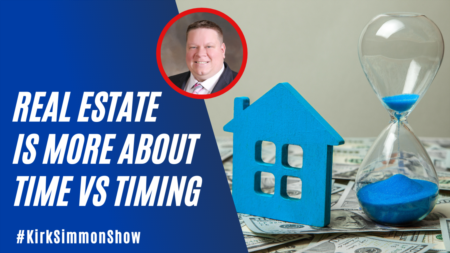 Real Estate Is More About Time vs Timing
