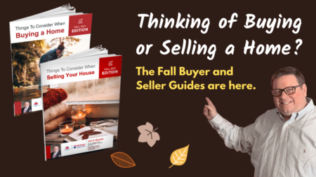 Fall Buyer and Seller Guides 2021 Are Here