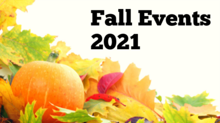 Fall Events 2021