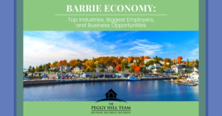 Barrie Economy: Top Industries, Biggest Employers, & Business Opportunities