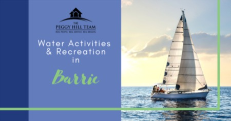 Best Water Activities in Barrie: Barrie, ON Water Recreation Guide