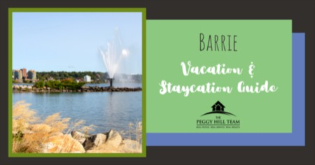 Barrie Vacation & Staycation Guide - 2021