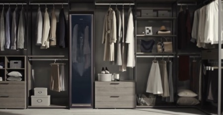 Smart Closets are the Newest Luxury Home Technology
