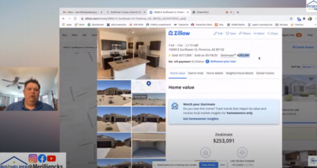 Zillow and the Zestimate: Does yours seem low??